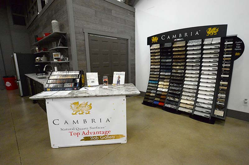 Cambria Countertops in Columbus Ohio